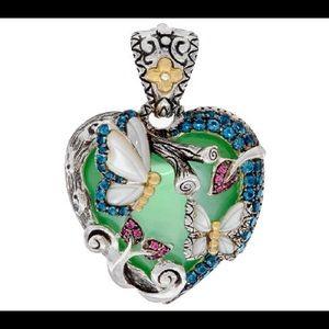 Barbara Bixby Garden Heart Enhancer